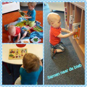 gastouder gastouderopvang BuitenGewoon kinderopvang Berkel-Enschot Tilburg Claudia Vermeulen activiteiten ontdekken leren spelen uitstapje bibliotheek bolderkar boeken taalontwikkeling