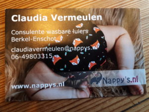 gastouder gastouderopvang BuitenGewoon Berkel Enschot Tilburg kinderopvang spelen leren ontdekken wasbare luiers nappys consult