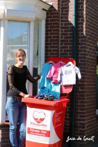 gastouder gastouderopvang kinderopvang BuitenGewoon Tilburg Berkel-Enschot spelen leren ontdekken stichting babyspullen inzameling container inzamelpunt